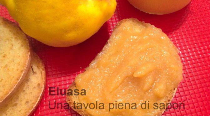 Marmellata di mele cotogne, semplice o con cannella