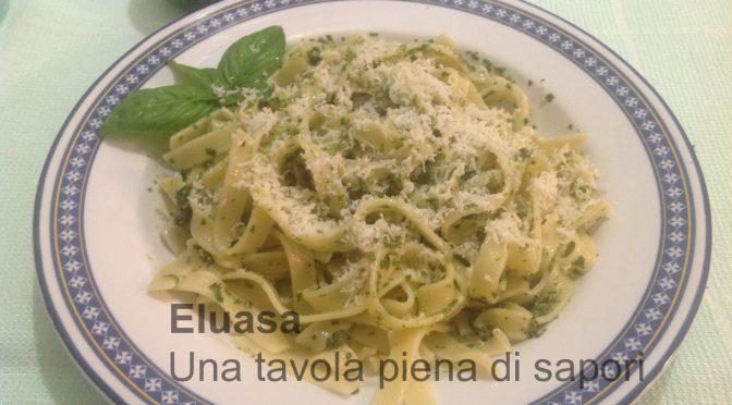 Pesto di basilico, ricetta originale genovese.