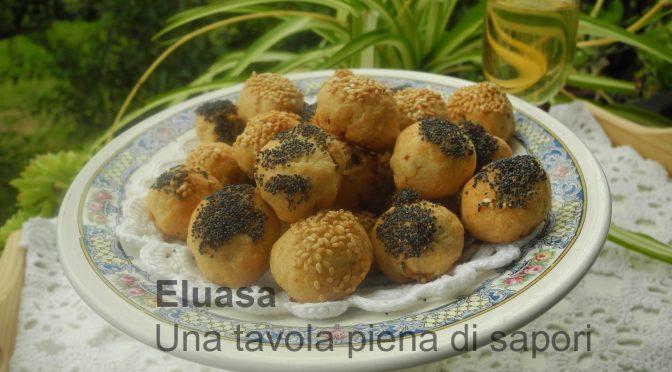 bocconcini di frolla con oliva