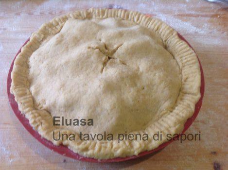apple pie cruda