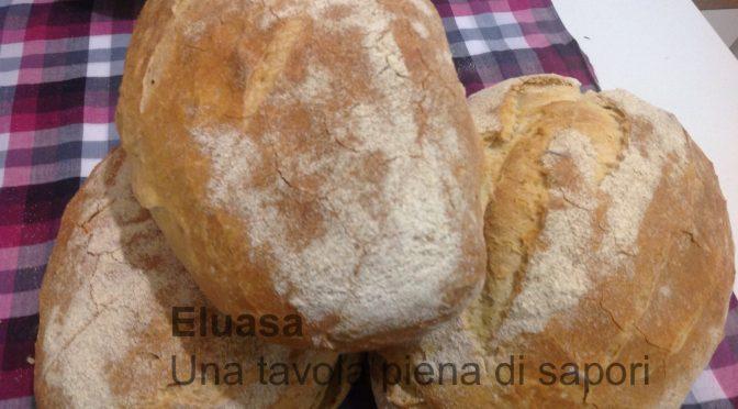 Pane di semola rimacinata con lievito madre