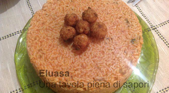 Sartù di riso  di Eluasa