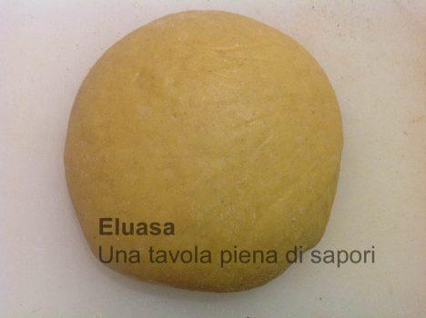 impasto di pasta fresca