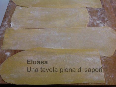 sfoglie di pasta fresca