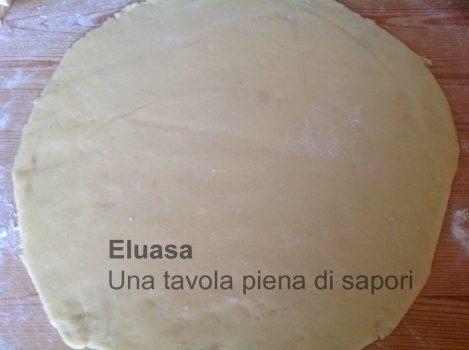 pasta frolla stesa