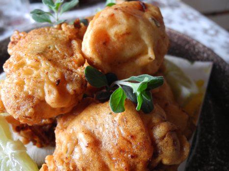 Pollo fritto in pastella