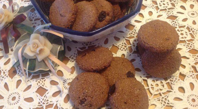 Biscottini di crusca senza burro, ricetta facile