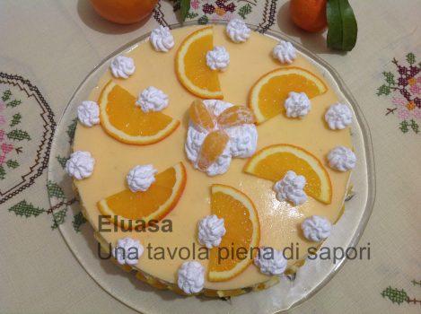 torta finita cheesecake