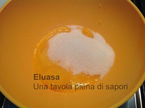 uova e zucchero