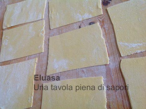 pasta di lasagne da cuocere